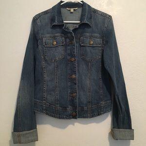 CAbi Jeans Denim Jacket M